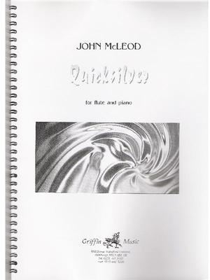 Picture of Sheet music  by John McLeod. A new and exciting recital piece for flute and piano. Ideal for adventurous concert planning.