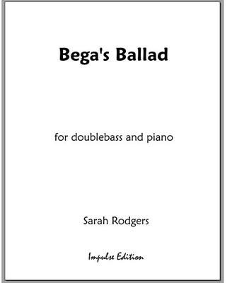 Picture of An enchanting miniature for doublebass and piano by Sarah Rodgers
