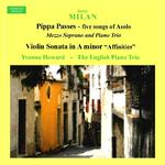 Pippa Passes and Violin Sonata