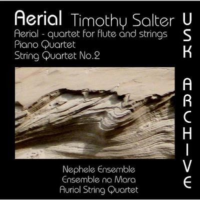 Picture of Aerial - quartet for flute and strings; Piano Quartet; String Quartet; Artist: Nephele Ensemble; Ensemble na Mara; Auriol String Quartet