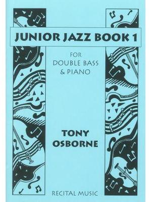 Picture of 6 jazzy pieces for the young bassist by Tony Osborne, one of the leading composers writing for the double bass today. This is one of Recital Music's best sellers and has been sold worldwide.