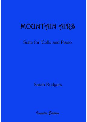 Picture of Suite for Cello and Piano by Sarah Rodgers