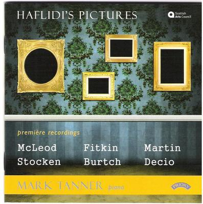 Picture of Mark Tanner plays a selection of British Piano Music including John McLeod's 'Haflidi's Pictures' - 12 Aphorisms interspersed with 12 Epigrams written and spoken by the composer.