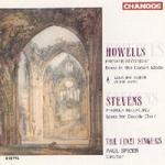 Picture of Choral music by Bernard Stevens and Herbert Howells, performed by the Finzi Singers, director Paul Spicer. Now only available from Chandos as a Download.