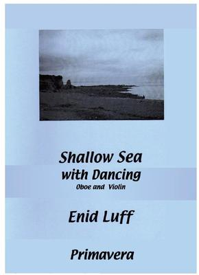 Picture of A brief but vivid piece of music - a concert duo for oboe and violin, by Enid Luff