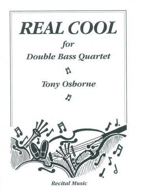 Picture of A lively, rhythmic and jazzy bass quartet by Tony Osborne, one of the most successful composers writing for the double bass today. Great fun!