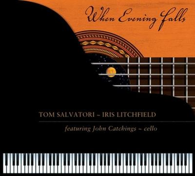 Picture of A contemporary instrumental album of soothing and melodic music showcasing the all original and timeless piano and guitar compositions of Iris Litchfield and Tom Salvatori arranged by John Catchings.