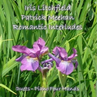 Picture of This CD contains 19 tracks of Classical Piano Duets played by Iris Litchfield and Patrick Meehan. There are 6 different composers ranging from Elgar to Schumann.