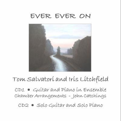 Picture of A contemporary instrumental album of soothing and melodic music showcasing the all original and timeless piano and guitar compositions of Iris Litchfield and Tom Salvatori with warm and tender arrangements by John Catchings.