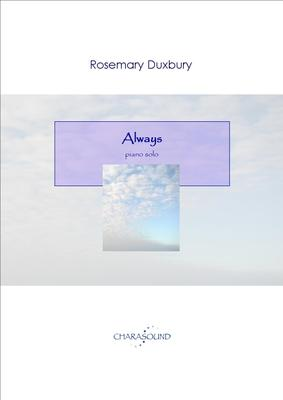 Picture of Sheet music  by Rosemary Duxbury. A beautiful, short contemporary, melodic piano piece that opens the heart.