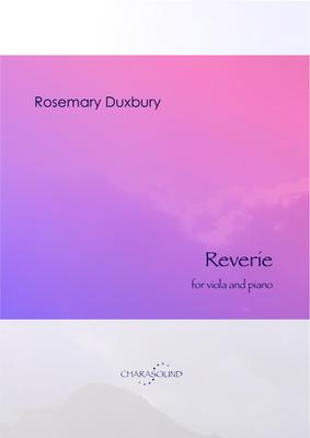 Picture of Sheet music  by Rosemary Duxbury. Music for viola and piano composed to touch the heart and inspire the soul. Takes one on a soaring journey into inner worlds of contemplation.