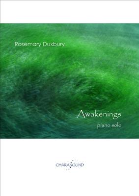 Picture of Sheet music  by Rosemary Duxbury. Beautiful contemporary piano music, written in the minimalist style, interwoven with rich and transcendent melody evoking landscape and journey.  If you like Einaudi but want something more classical, then this is for you!