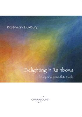 Picture of Sheet music  by Rosemary Duxbury. This unusual combination of soprano, piano, flute and cello provides a beautiful, thoughtful, spacious setting of a poem by Marion Fawlk. Each instrument is given plenty of expression, enhancing the words of the poem.