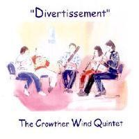Picture of Music for Wind Quintet by Ibert, Sweelinck, Debussy, Shostakovitch, Bell, Saeverud, Farkas, Gershwin and Poulenc played by the Crowther Quintet