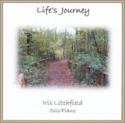 Picture of This is Iris' 2nd Solo Piano CD. It contains 14 tracks of her own relaxing, melodic piano compositions which we hope will uplift your spirits. Artist: Iris Litchfield