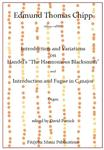 "Introduction & Variations on ""The Harmonious Blacksmith"" and Introduction & Fugue in C"