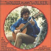 Picture of CD of original music for solo guitar, composed, arranged and performed by international guitarist, Timothy Walker