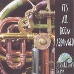 Picture of CD of music for brass quintet performed by Chameleon Brass