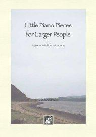 Picture of Sheet music  by Clement Jewitt. Eight short piano pieces in various moods