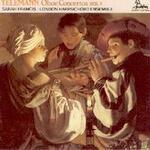 Telemann Oboe Concertos - Volume 1