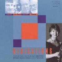 Picture of CD of music for clarinet and orchestra by Hoddinott, McCabe, Harper and Maconchy performed by Janet Hilton and the BBC Scottish Symphony Orchestra conducted by Rumon Gamba