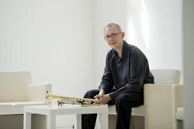Picture of Written for  Stephen Altoft and his quarter-tone microtonal trumpet. The Electronic component of Still Life includes both pre-composed 'tape' tracks and live responses.