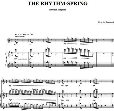 The Rhythm-Spring - download