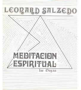 Picture of Sheet music for organ by Leonard Salzedo
