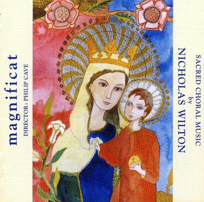Picture of Track 6 from the album Sacred Choral Music by Nicholas Wilton, performed by Magnificat, director Philip Cave