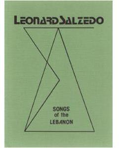 Picture of Sheet music  for tenor, mezzo-soprano, guitar and mixed ensemble. Sheet music for high voice, strings and guitar by Leonard Salzedo - score only