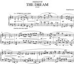 Picture of Sheet music  by Donald Bousted. A short, dream-like solo piano piece