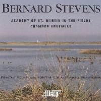 Picture of CD of Chamber Music by Bernard Stevens, performed by The Academy of St Martin in the Fields Chamber Ensemble Artist: Academy of St Martin in the Fields, Kenneth Sillito, Stephen Orton, Hamish Milne and Timothy Brown