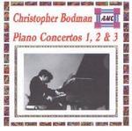 Piano Concertos by Christopher Bodman