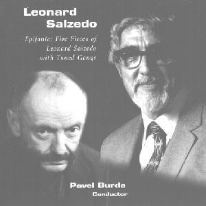 Picture of CD of works by Leonard Salzedo for various ensembles with tuned percussion conducted by Pavel Burda Artist: Milwaukee Ensembles and Pavel Burda