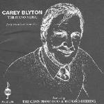 Picture of CD of the piano works of Carey Blyton, performed by The Cann Piano Duo and Richard Deering