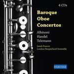 Baroque Oboe Concertos - 4CD Box Set