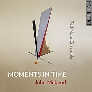 Picture of Five contemporary chamber works by Scottish composer, John McLeod, performed by leading Scottish players, the Red Note Ensemble.