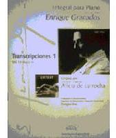 Picture of Sheet music for piano solo by Enrique Granados