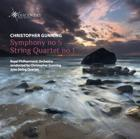 Picture of Album Summary Gunning, Christopher : Symphony no 5 , Quartet for Strings No 1 Artist: Juno Quartet Royal Philharmonic Orchestra
