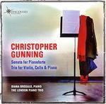 Sonata for Pianoforte.  Trio for Violin, Cello & Piano