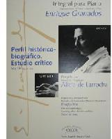 Picture of Book accompanying the complete Piano Works by Enrique Granados