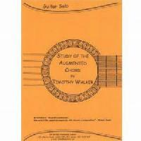 Picture of Sheet music for solo guitar by Timothy Walker
