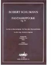 Picture of Sheet music for flute or oboe and piano by Robert Schumann