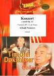 Picture of Sheet music for trumpet and piano by Arkadi Nesterov