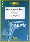 Picture of Sheet music for 4 euphoniums by John Philip Sousa