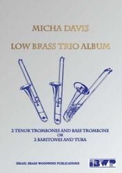 Picture of Sheet music  by [Album]. Sheet music for 2 baritones or tenor trombones and bass trombone or tuba