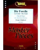 Picture of Sheet music for flute and piano by Franz Schubert