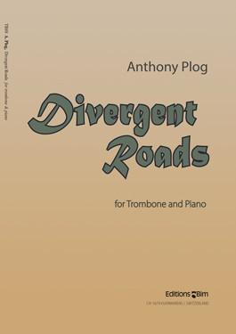Picture of Sheet music for tenor trombone and piano by Anthony Plog