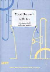 Picture of Sheet music for trumpet in C, 2 violins, viola and cello by Yosef Hamami