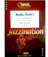 Picture of Sheet music for clarinet and piano by Jerry Herman